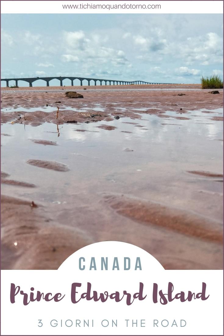 PEI itinerario - Canada