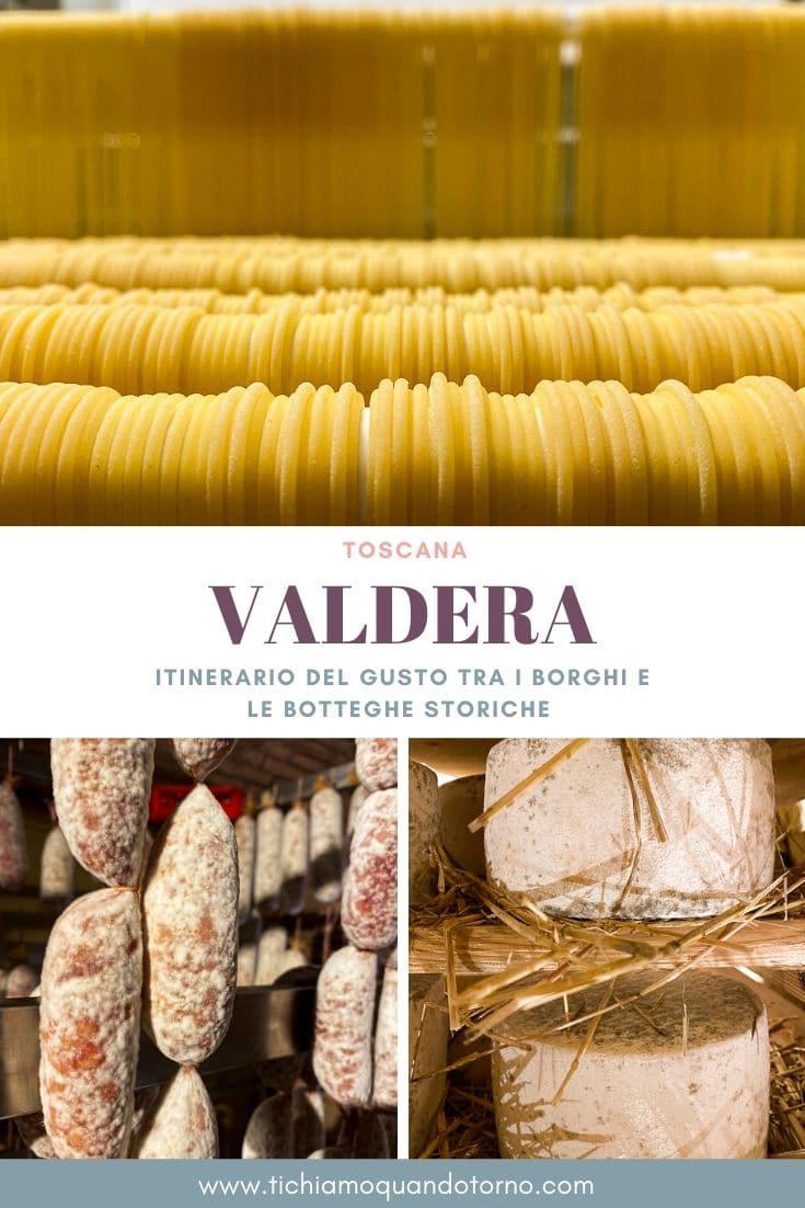 VALDERA ITINERARIO DEL GUSTO