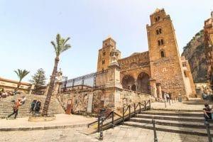 La cattedrale di Cefalù