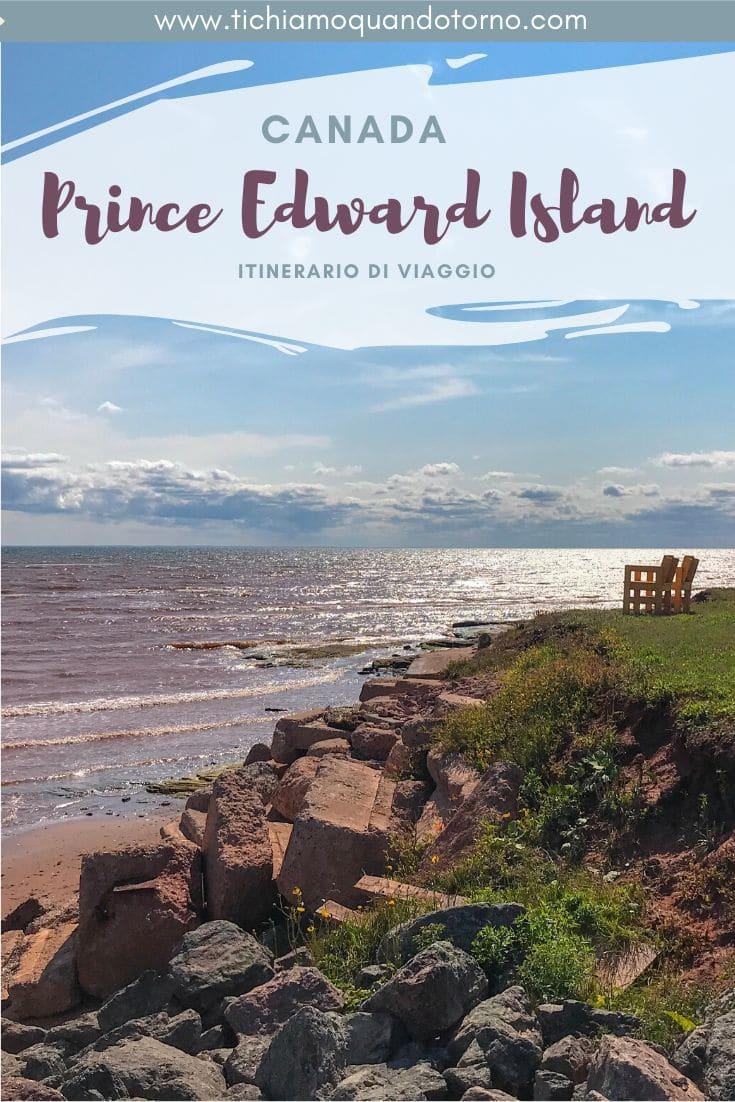 prince edward island itinerario