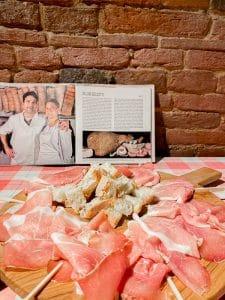 Degustazione alla Macelleria Ceccotti
