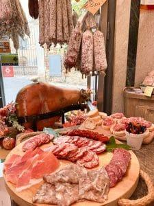 Itinerario gastronomico in Valdera: macelleria Balestri