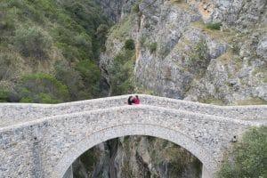 Ponte del Diavolo a Civita