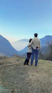 Le montagne della Valtournenche