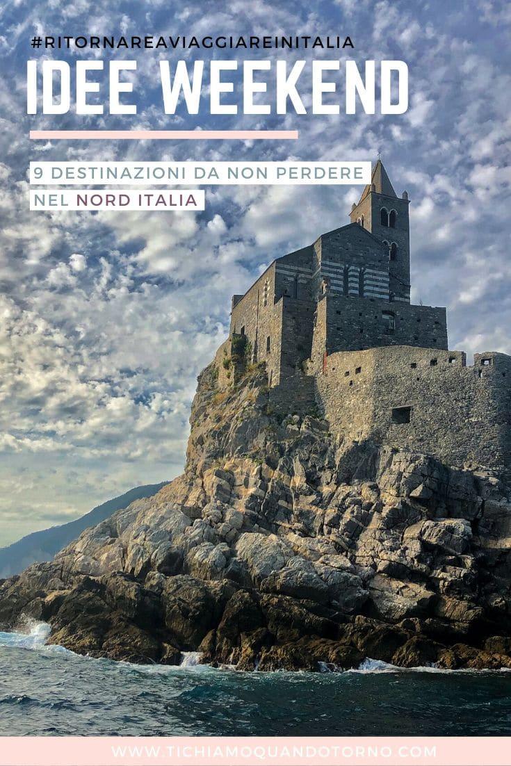Weekend nord Italia