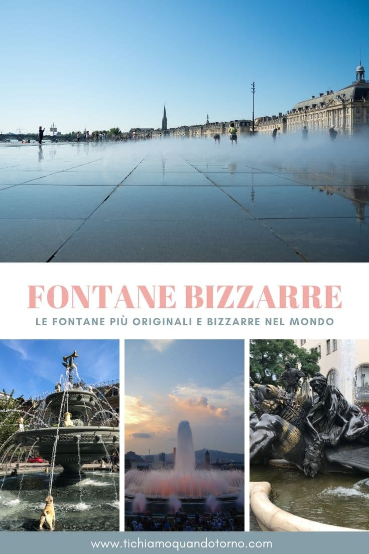fontane bizzarre