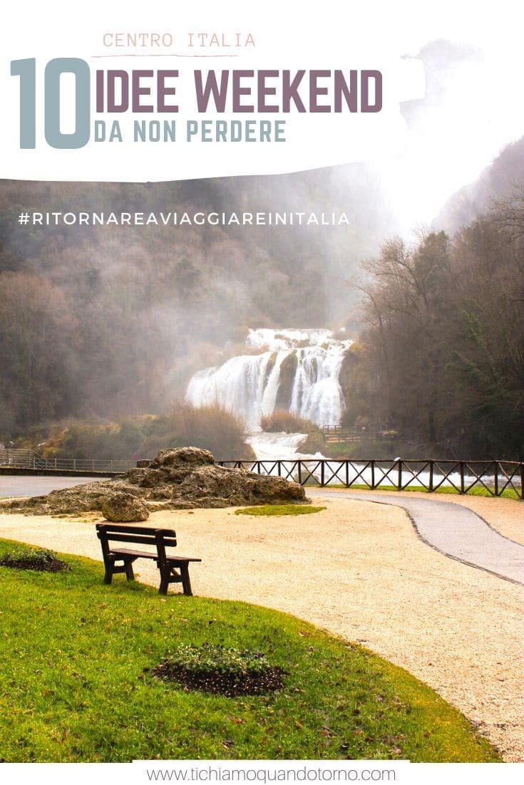 idee weekend centro Italia