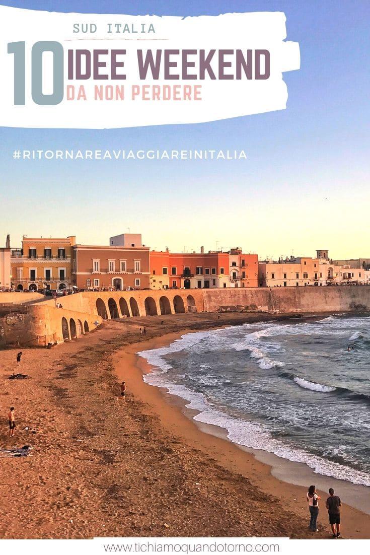 idee weekend sud italia