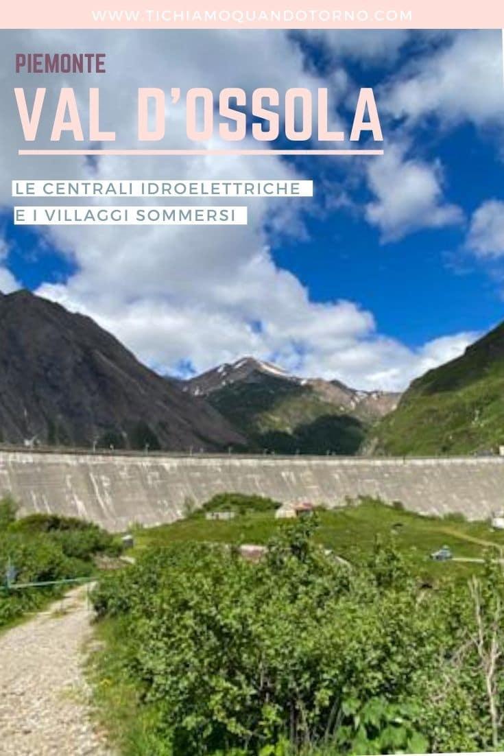 Ossola - centrali idroelettriche