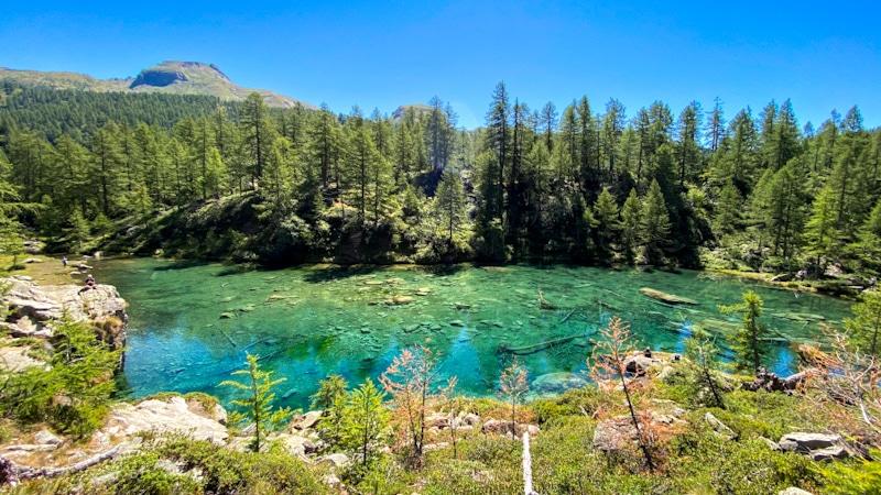 Alpe Devero e al Lago delle Streghe