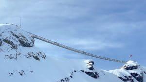 Peak Walk - Glacier 3000