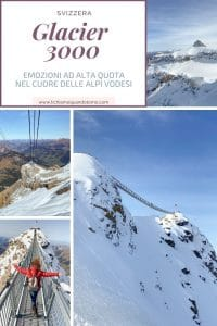 Glacier 3000 - Cantone di Vaud