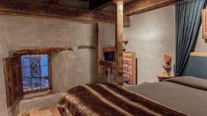 Camera medievale alla Confrérie du Moyen Âge