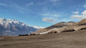 I paesaggi della Valtournenche