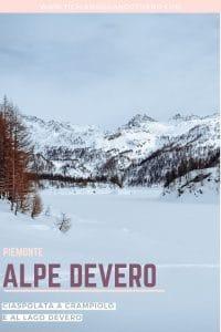 Ciaspolata all'Alpe Devero