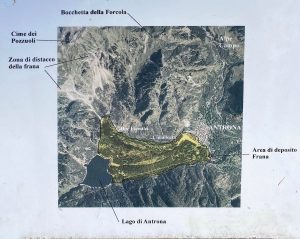 Frana del Pozzuoli - Valle Antrona