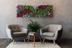 Moss trend: quadro vegetale