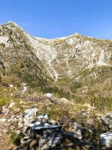 Il monte Pozzuoli in Valle Antrona
