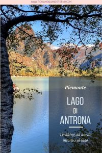 lago di antrona trekking