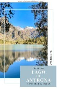 trekking lago di antrona