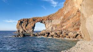 L'Arco di Pollara a Salina