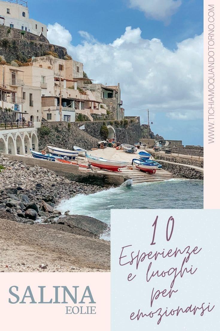 Salina: 10 luoghi ed esperienze per emozionarsi