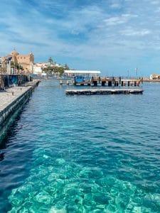 Porto di Santa Marina a salina