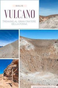 Gran Cratere - Vulcano