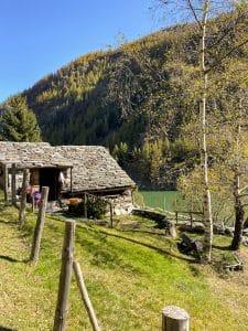 Baite all'Alpe Vassoncino