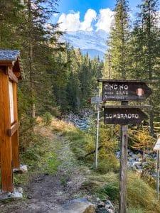 Sentieri escursionistici in Val Troncone