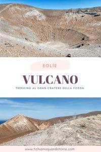 vulcano - gran cratere