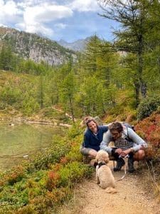 Il lago delle Streghe all'Alpe Veglia